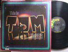 Rock Lp Tom Jones This Is Tom Jones On Parrot