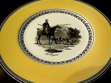 Villeroy and Boch Audun Chasse Le Depart Dinner Plate