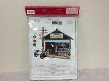 Billy handmade doll house kit Showa series kit newspaper gentry 8534 JAPAN F/S