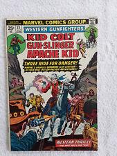 1974 Marvel Kid Colt Western Gunfighters #23 Vol #1 Fine-