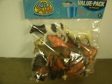 12 Pack of Farm/Barn Yard Animals