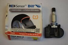 Dill 7004 High Tire Pressure Rubber Valve Redi-Sensor 433 Mhz - New Open