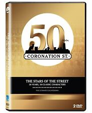 NEW 2DVD - Coronation Street 50th ANNIVERSARY ULTIMATE COUNTDOWN - 263min