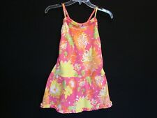 New ListingLands' End Girl's Swim suit Bathing Suit One Piece Floral Euc 16 Plus