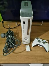 Microsoft Xbox 360 Console + Power Cable & Controller 60GB HDD