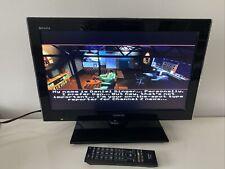 "Toshiba LCD HD Flatscreen 19"" TV 19SL738B Black"