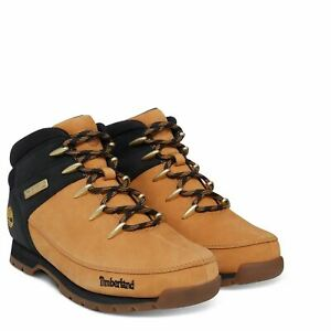 Timberland Men's Footwear Classic Camel Euro Hikers Shoes A1NHJ-T