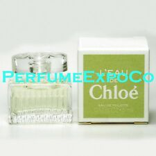 L'Eau De CHLOE Eau De Toilette 5ml-0.17oz EDT MINI Splash Women NEW IN BOX (C43