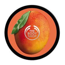 Body Shop ◈ Mango ◈ Super-rica y cremosa mantequilla Crema Hidratante Corporal ◈ 200ml