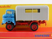 "Busch/Espewe 95262 IFA W50 Koffer (1973) ""LPG Roter Oktober"" 1:87/H0 NEU/OVP"