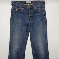 Guess W30 L31 blau Damen Designer Denim Jeans Hose Vintage Retro Mode Italien