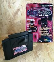 Action Replay Cheat Cartridge N64 Nintendo 64 Video Game Enhancer BOXED Tested