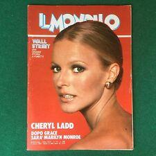 Rivista IL MONELLO n.10 1983 (ITA) CHERYL LADD AL BANO ROMINA BRIGITTE BARDOT