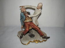 Dentist Dino Bonalberti Capodimonte Artist Signed Porcelain Figure #492 - Mint