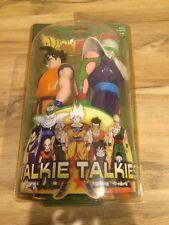 Dragon Ball Z Goku + Piccolo Walkie Talkie Action Figures Japan NEW Anime DBZ