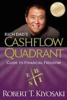 Rich Dad's Cashflow Quadrant : Guide to Financial Freedom, Paperback by Kiyos...