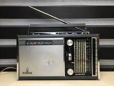 Grundig Transistorradio Satellit 5000 Weltempfänger Radio