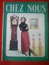 1965 revue CHEZ NOUS n°3 BRIGITTE BARDOT