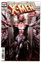 Uncanny X-Men #22 (2019) Marvel NM Carnage-ized Variant