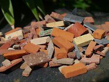 110g Bolsa Miniatura 1:12 Th Escala Real Ladrillo Y Piedra Cascote
