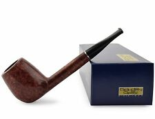 """NEW Briar Wood Tobacco Smoking Pipe """"Liverpool R"""", wooden, cooler, ~ 5"""" (128 mm)"""