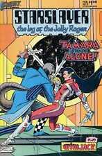 Starslayer 13. First Comics 1984.  SF45