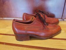 Madras Vera Pelle Men Shoes 8 Made in Italy