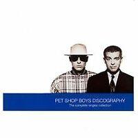 Discography/Singles Collection von Pet Shop Boys | CD | Zustand gut
