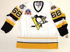 JAROMIR JAGR PITTSBURGH PENGUINS 1992 STANLEY CUP CCM VINTAGE JERSEY NEW W/ TAGS