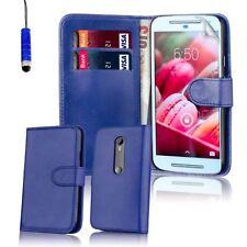 Étuis, housses et coques etuis portefeuilles Pour Motorola Moto G pour téléphone mobile et assistant personnel (PDA) Motorola