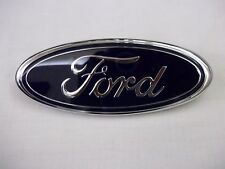 "2007 2008 2009 2010 2011 FORD F150 7"" FORD OVAL GRILLE EMBLEM CHROME GRILLE ONLY"