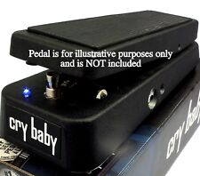 NEW Modify YOUR Dunlop CRY BABY WAH to have TRUE BYPASS & LED Guitar Effects