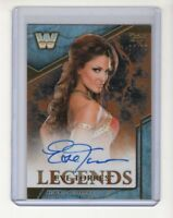 Eve Torres 2017 Topps WWE Legends On-Card Auto/Autograph Card #'d 99/99