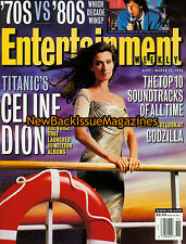 Entertainment Weekly 3/98,Celine Dion,March 1998,NEW