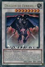 Yu-Gi-Oh ! Carte Dragon de Ferraille DREV-FR043 (DREV-EN043) - VF/Ultra Rare