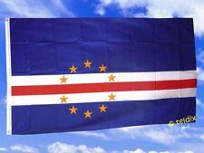 Fahne Flaggen KAP - VERDE 150x90cm TDShop24