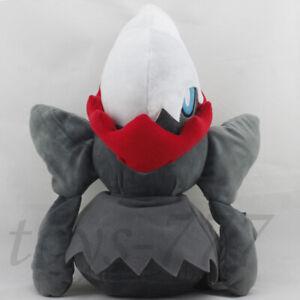 "Darkrai 14"" Stuffed Animal Nintendo Game Plush soft Toy Teddy Doll Collectible"