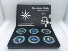 Quantum Shield Quantum Pendant Cell Phone Protection  EMF EMR