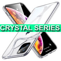Case for iPhone 11 Pro Max Ultra Slim CLEAR GEL Shockproof Silicone Bumper Cover