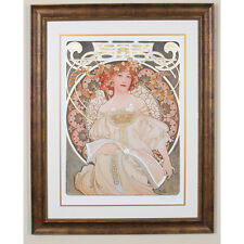 """""""REVERIE"""" by ALPHONSE MUCHA, Print Signed and Numbered"""