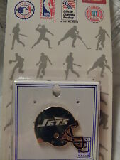 NEW YORK JETS OFFICIALLY LICENSED BRAND NEW SPORT PIN COLLECTING