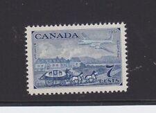 CANADA SCOTT # 313 MNH STAGECOACH AND PLANE