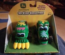 My First John Deere Farm Collectible Diecast Tractors 2006 Learning Curve 3+ new