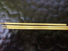 Purse Pen Refills Black Ink 4 1/4 Inch Made in USA. Fits Tiffany , Anson