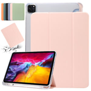 For iPad Air 4 10.9 10.2 8th 7th 6th 9.7 Mini Pro 11 Case Shockproof Stand Cover