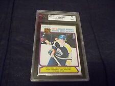 1980-81 OPC O-Pee-Chee #3 Wayne Gretzky RB - KSA 7 NM (near mint)