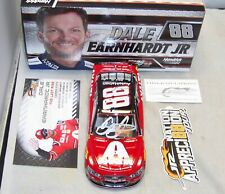 1:24 ACTION 2017 #88 AXALTA LAST RIDE RACED DALE EARNHARDT JR AUTOGRAPHED 1/288