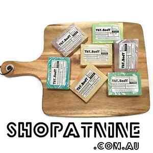 Natural Handmade Shampoo Soap 9 fragrances