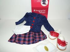 American Girl Doll Molly's Beforever Meet Outfit New!