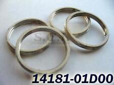 SUZUKI GS1150 GS1100 GS1000 GS750 GS500 GS450 GR650 EXHAUST PIPE GASKET SET OF 4